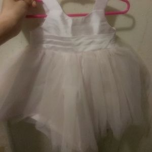 Baby Pink Gently Used Tutu Dress 12 Months
